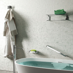 Bathroom Origins outline-towel-rack-rail-basket-lifestyle