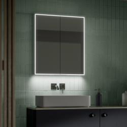 exos-60-1 mirror cabinet