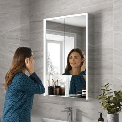 HIB verve-60-1 mirror cabinet