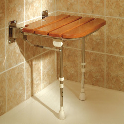 04030-showering-seat AKW wooden slatted