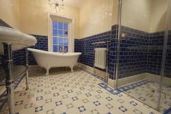 Victorian bathroom Arundel pattern original style