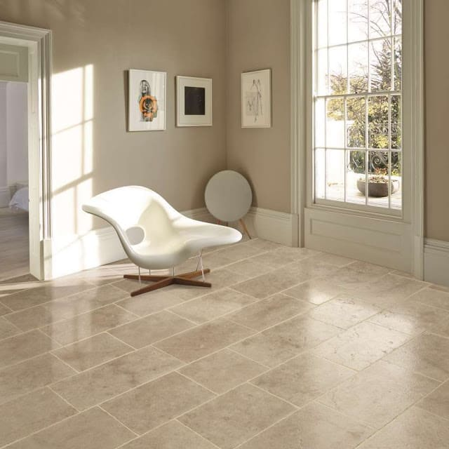 Layton Coombe Antiqued Limestone Tiles