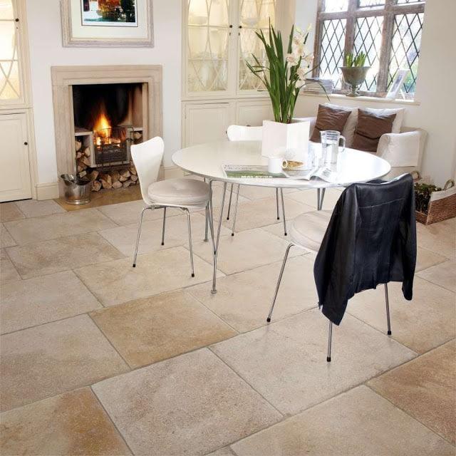 Perpignan Limestone Tiles