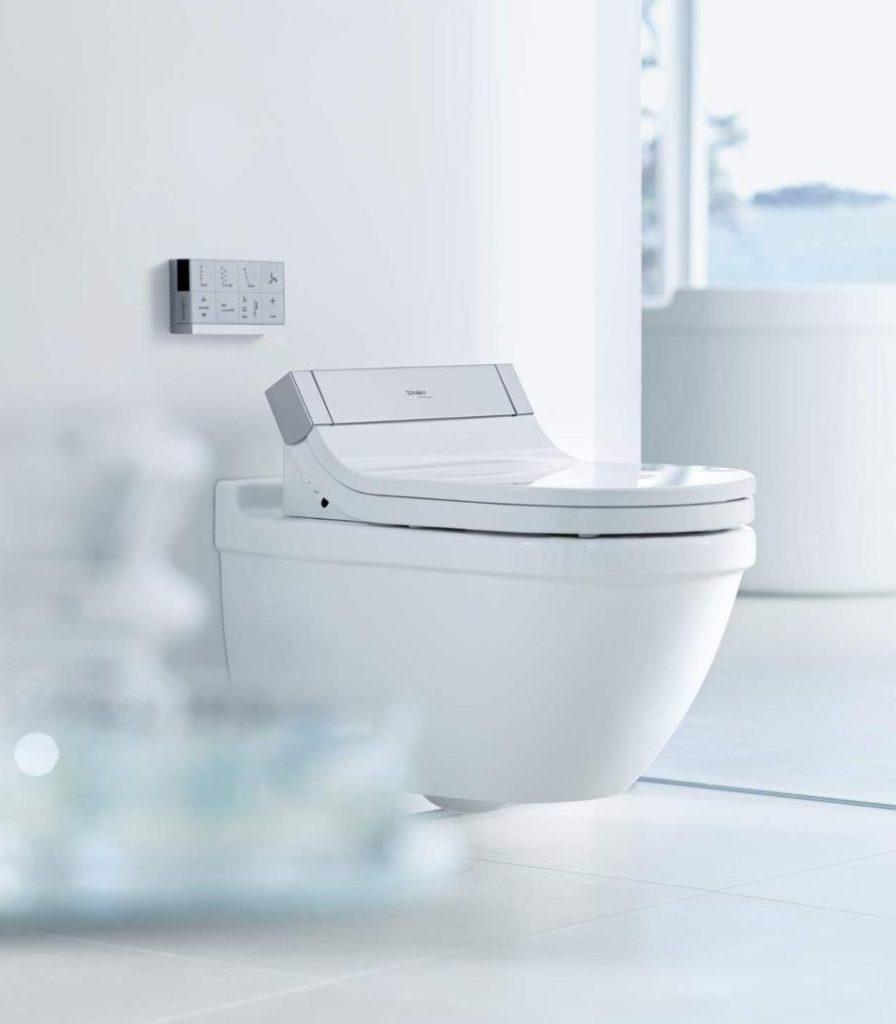 Duravit Sensowash toilet