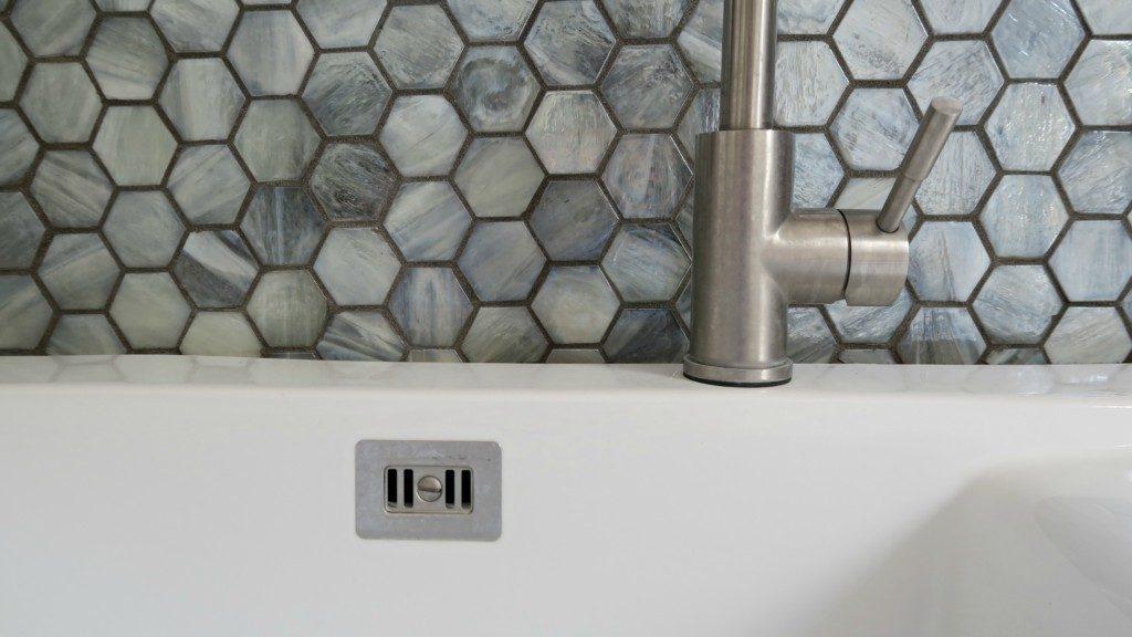 Original Style Genau mosaics hexagon