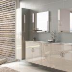 Eco bathroom furniture image gloss white