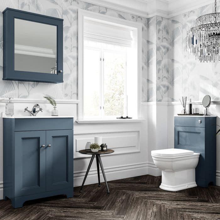 HIB Novum Kingsbury Bathroom Furniture Range