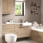 Eco bathroom furniture Urban gloos elm