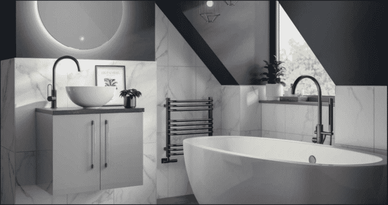HIB Novum Tempt Bathroom Furniture