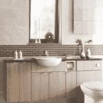 Eco bathroom furniture Tempo bardolino oak