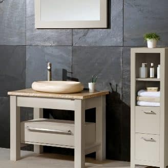 Stonearth Prestige plus bathroom furniture sandy bay