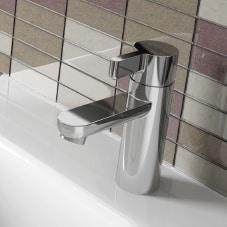 Bristan Clio basin mixer bathroom taps