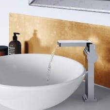 Flova STR8 tall basin mixer bathroom tap