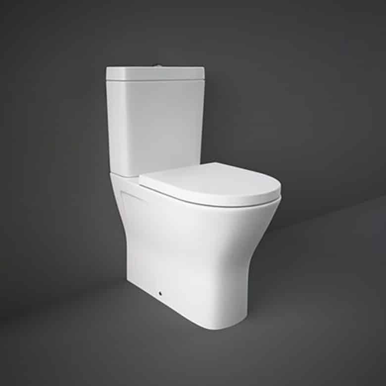 RAK Resort Maxi Comfort Height WC