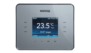 warmup 3ie underfloor heatingthermostat