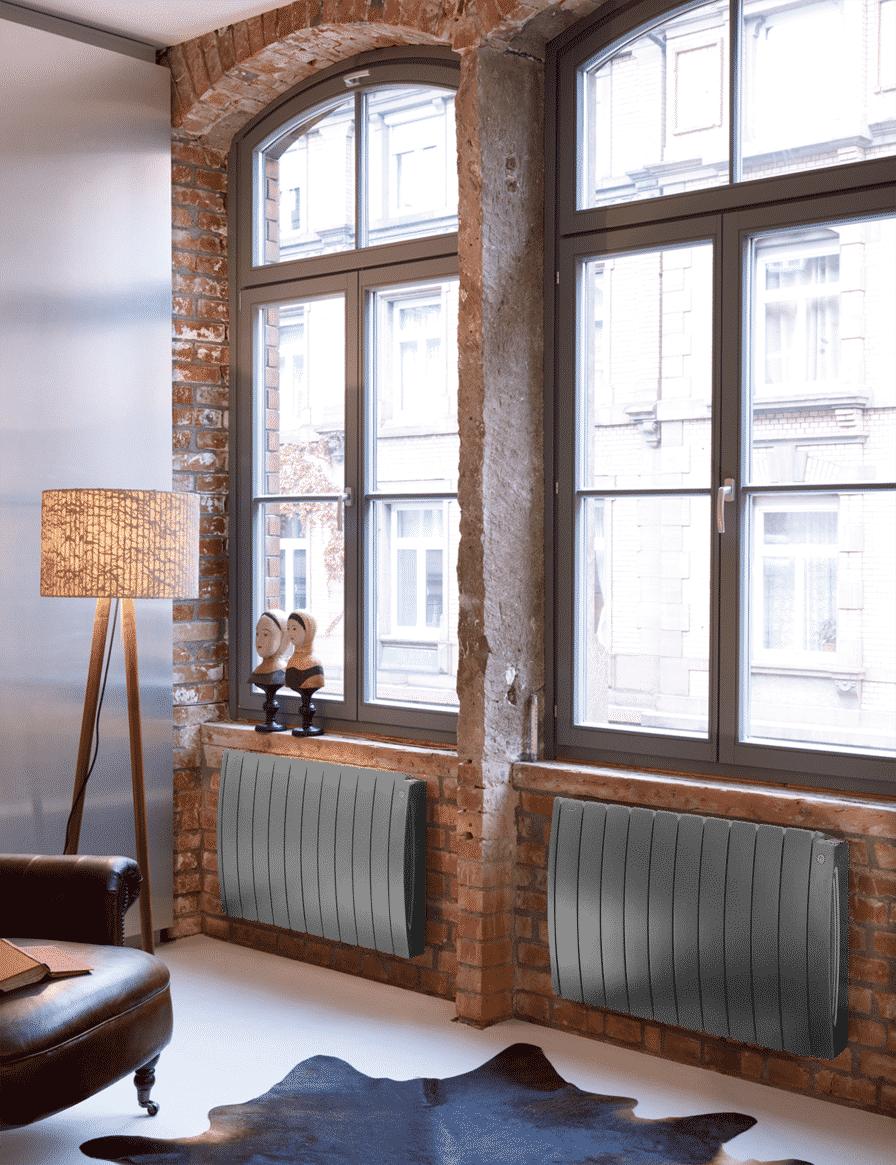 Zehnder Fare electric radiator