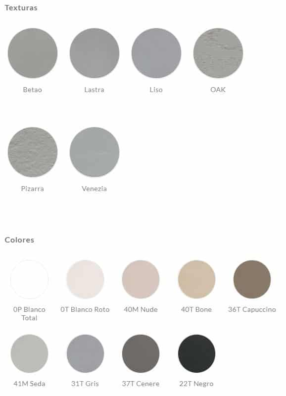 Fiora Skin wall panel finishes