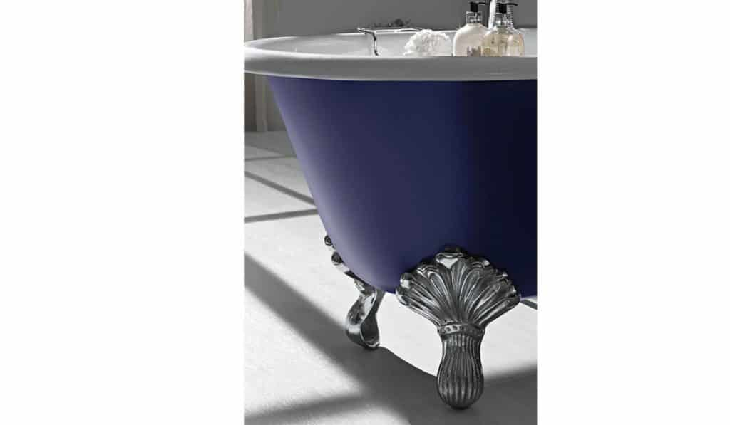 Bentley Double Ended Cast Iron Bath