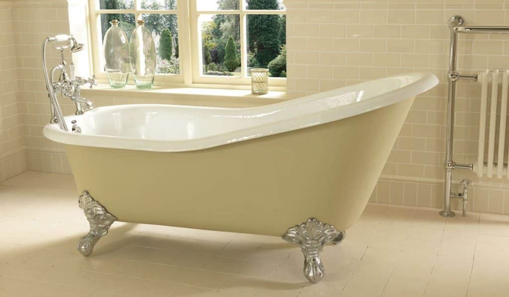 Imperial Ritz Slipper Bath