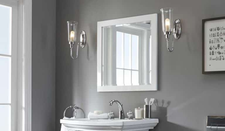 Imperial Classic bathroom wall lights