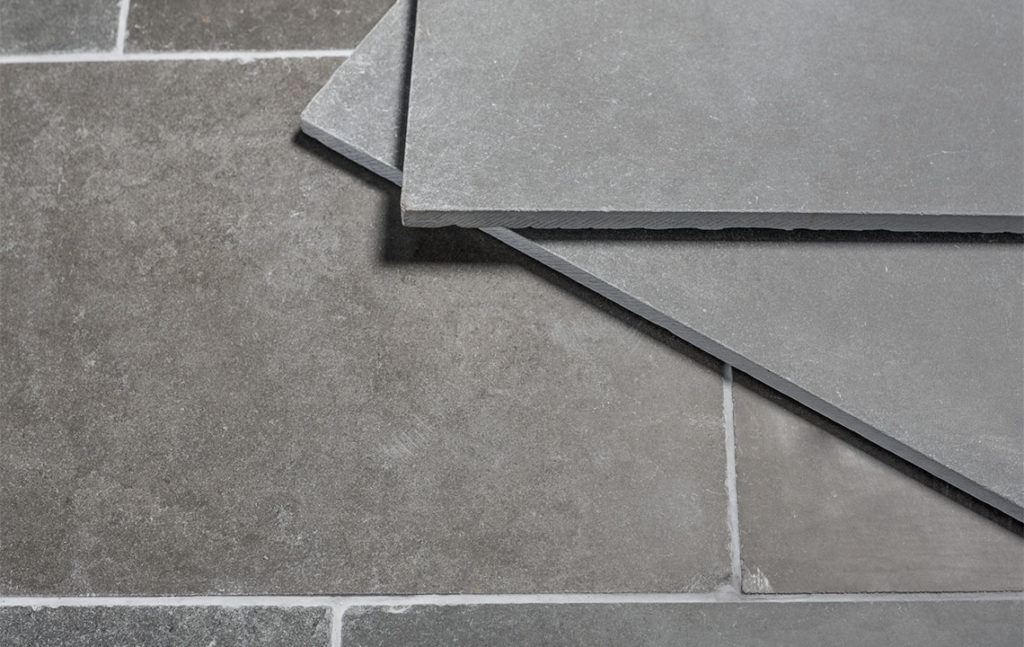 heritage windsor grey honed and tumbled limestone