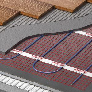 Warmup electric underfloor heating Sticky Mat